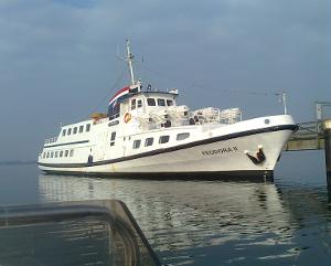 Ab 1. Mai 2017 fährt die Feodora II wieder ab Langballigau