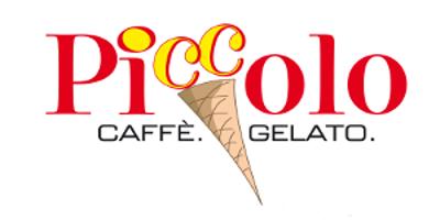 Piccolo-Eis-Shops öffnen.
